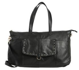 Pieces Nadeen Leather Weekend Bag - Käsilaukut - 5713611486822 - 1