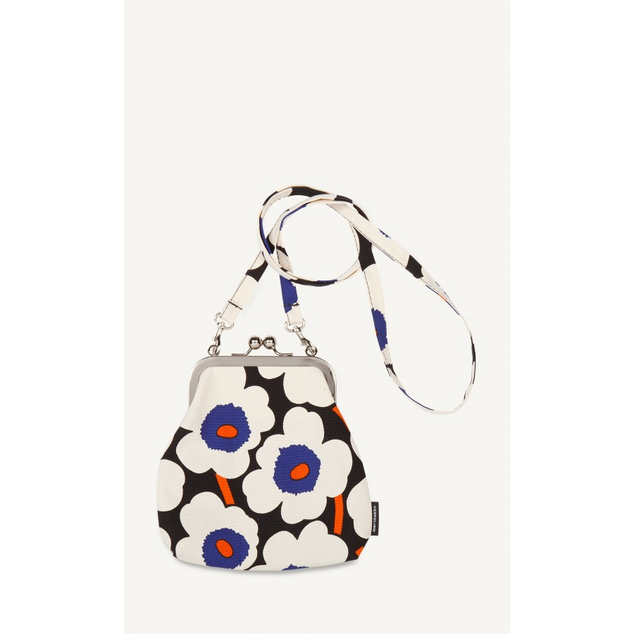Marimekko Roosa Mini Unikko -laukku - Laukut - 6411254387368 - 1 a04321ee05