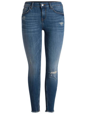 Pieces Delly Jeans - Farkut - 17078964MEDBLUE - 1