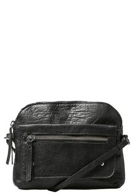 Pcallison Leather Cross Body CLW - Olkalaukut - 17085691BLACK - 1