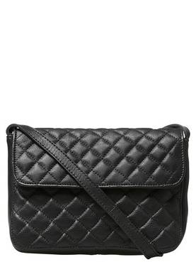 Pcalotte Leather Cross Body - Olkalaukut - 17086726BLACK - 1