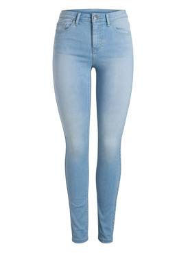 Pieces Five Betty Jeggings LBLD Wash Noo - Farkut - 17080335LBDENIM - 1